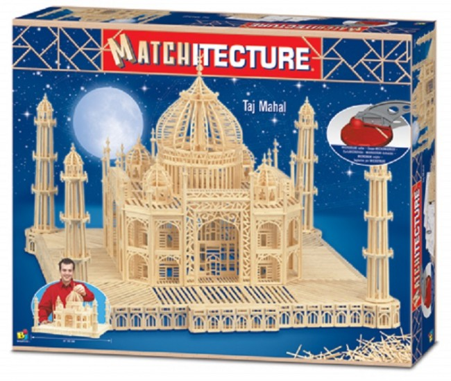 matchstick model instructions free