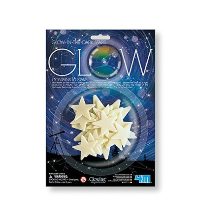 4M Glow in the Dark Stars: contains 16 stars  Ages 3 plus