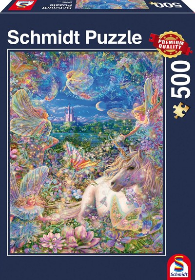Schmidt Fairytale Dream Premium Quality Jigsaw Puzzle - 500-Pieces