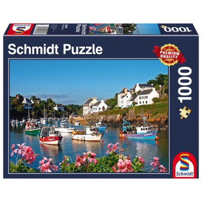 Summer on the Water Schmidt Premium Quality Jigsaw Puzzle 1000 pieces 58276