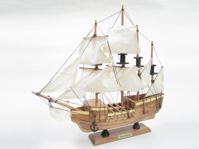 Mary Rose Starter Boat Kit: Build Your Own Wooden Model Ship