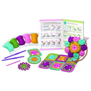 4M Easy-to-do Crochet: Ideal Crochet Art kit for beginners and children 8 plus2