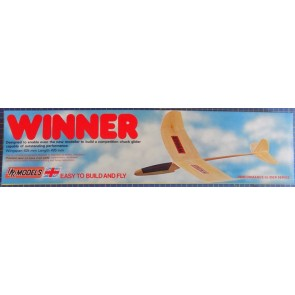 Winner: DPR Performance Glider Balsa Wood Model Plane Kit: Wingspan 425mm