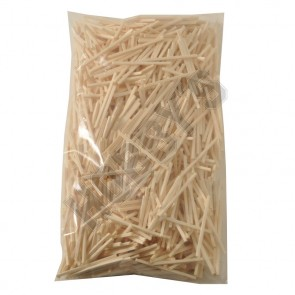 1,050 Microbeams Matchsticks 56mm long for Matchitecture models - approx 1050