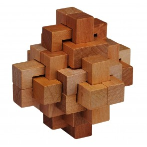 Hubble's Galaxy and Keplar's Planetary Puzzles: Professor Puzzle Gt Minds Wooden2