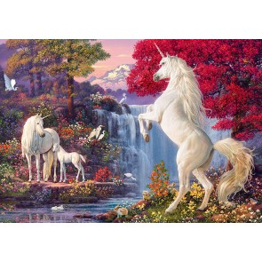 Triumph of the Unicorns Schmidt Fantasy Jigsaw Puzzle 1500 pieces 583122