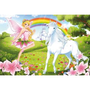 Unicorn Schmidt Jigsaw Puzzle in a Keepsake Money Box 60 pieces Ages 5 plus 2