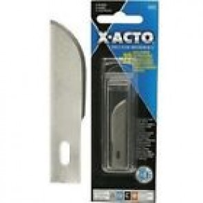 X-Acto X222 No.22 Large Curved Carving Blades x 5: XACTO Precision Instruments