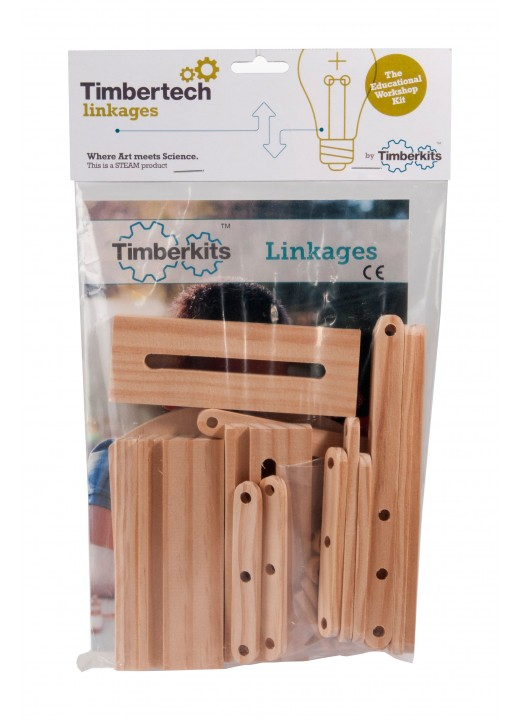 0797776553754 Timbertech Linkages for 1 Learner